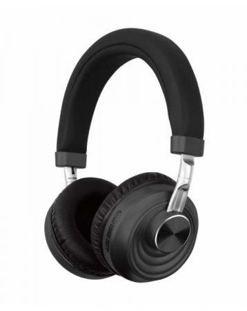 Bluetooth headset  VJ083 Em-MI  - čierny