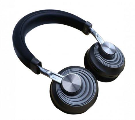 Bluetooth headset  VJ083 Em-MI  - sivý