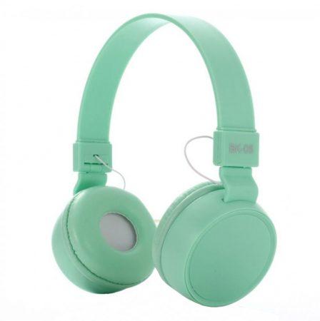 Liro bk05 headset  Tyrkysová
