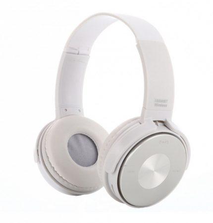 Bluetooth headset Sol890BT - biele