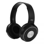 Bluetooth headset Sol890BT - čierne