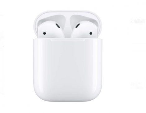 Slúchadlá Inpods 12 Macaron biele - soft touch ovládanie a matný povrch