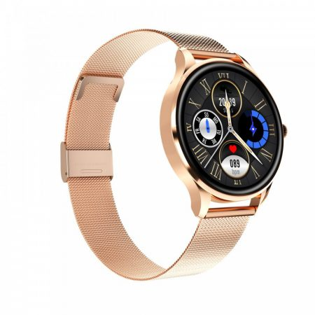 G3 Dámske inteligentné hodinky-zlaté