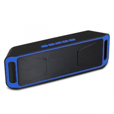 SC208  Megabass Bluetooth reproduktor -modrý