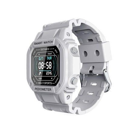 Inteligentné hodinky  Triangle i2 - biele