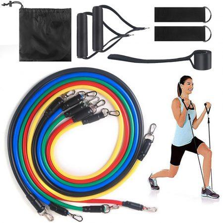 NS-workout Nastaviteľný gumový expander