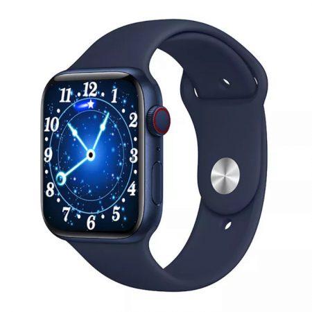 Conus HW16 modré inteligentné hodinky
