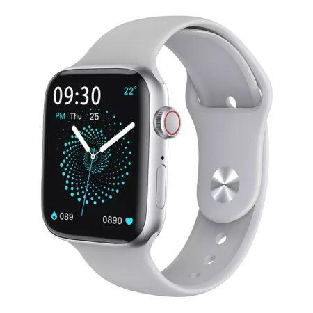 Conus HW16 nteligentné hodinky s bielým remienkom