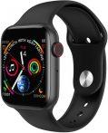 Inteligentné hodinky  Snape  W46 - čierne
