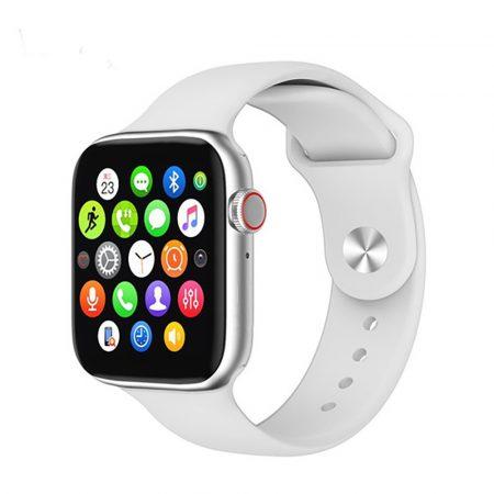Inteligentné hodinky  Smally W26m - strieborné