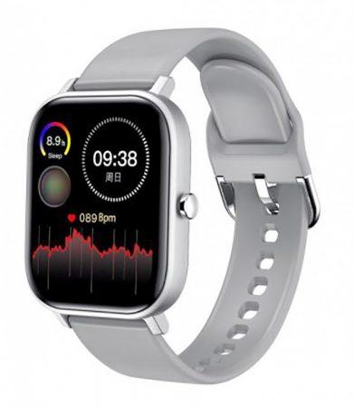 Ronton  Inteligentné hodinky L18 - strieborné