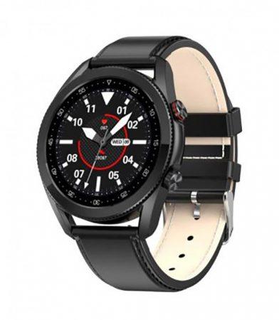 Weltor Inteligentné hodinky L19 - čierne
