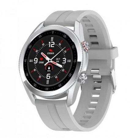 Weltor Inteligentné hodinky L19 - strieborné