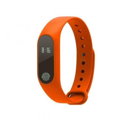 M2S Smart náramok, oranžový