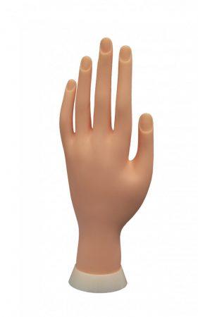 Cvičná umelá ruka na manikúru