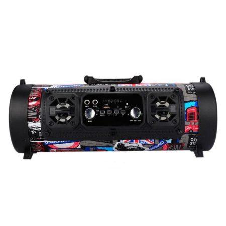 AlphaOne M17 bluetooth reproduktor-Dva z najdôležitejších doplnkov na párty, hudba a svetlá!