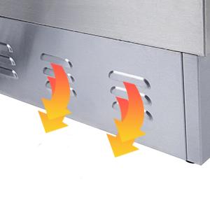 lapos tetejű grill elektromos